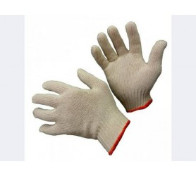 Перчатки №888 хб белые