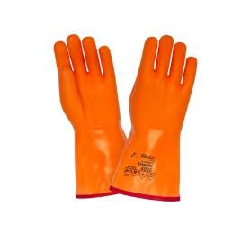 """Перчатки оранжевые """"Нефтяник"""" стандарт"""