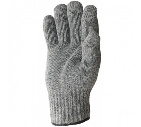 Перчатки №3000  хб серые