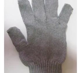 Перчатки №1500 хб серые