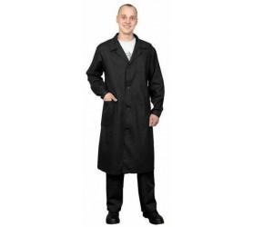 Халаты лабораторные темные