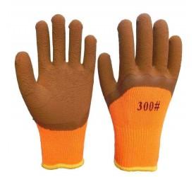 Перчатки #300 коричневый