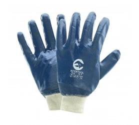 Перчатки нитрил манжет