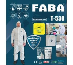 Защитный комбинезон FABA T-530