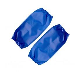Нарукавник из винилоскожи (синий)