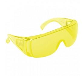 """Очки защитные прозрачные """" Запад"""" желтые"""