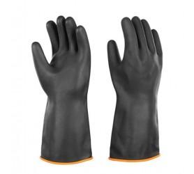 Перчатки КЩС черные