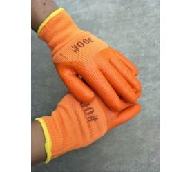 перчатки #300 апельсин